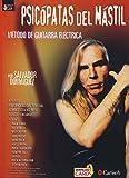 DOMINGUEZ S. - Psicopatas del Mastil Vol.1 para Guitarra Tab (Inc.Download Card)