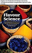 Flavour Science: Chapter 113. Production of 6-Pentyl-О±-Pyrone by Trichoderma harzianum using Brazilian Espresso Coffee Grounds
