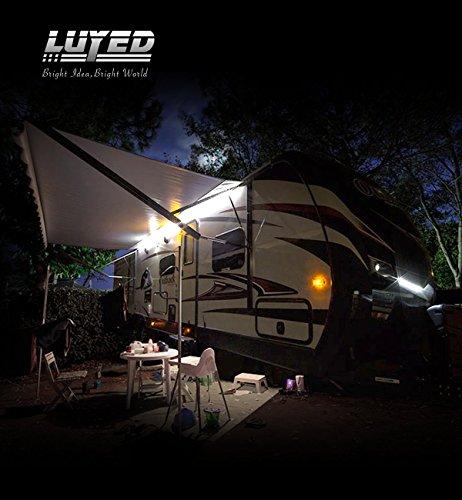 New Generation 12-24v !Super Bright Low Power !5 x 650 Lumens 1156 1141 1003 3014 54smd Led Light Bulb Use for Back Up Reverse Lights,Brake Lights,Tail Lights,Rv Lights White