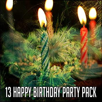 13 Happy Birthday Party Pack
