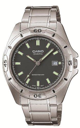 [カシオ] 腕時計 スタンダード MTP-1244D-8AJF シルバー