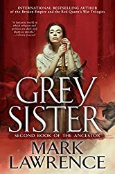 Cover of Grey Sister