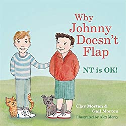 Why Johnny Doesn't Flap - autism picture books