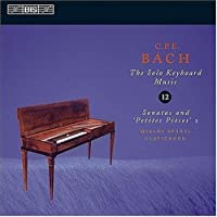 Complete Solo Keyboard Music 12 by C.P.E. Bach
