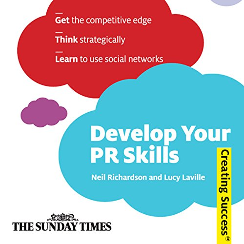 Develop Your PR Skills audiobook cover art
