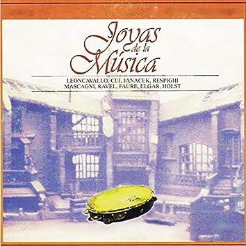 Joyas de la Música, Leoncavallo, Cui, Janacek, Respighi, Mascagni, Ravel, Faure, Elgar, Holst