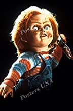 Posters USA Child's Play Chucky GLOSSY FINISH Movie Poster - FIL827 (24