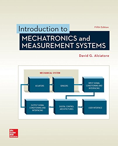 Loose Leaf for Introduction to Mechatronics and Measurement Systems