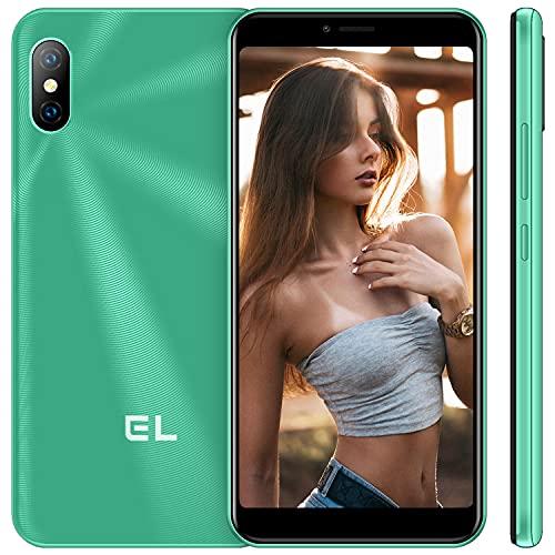 EL 6C Smartphone Dual SIM Free Phone Unlocked(Green)