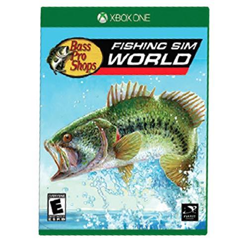 Bass Pro Shops Fishing Sim World