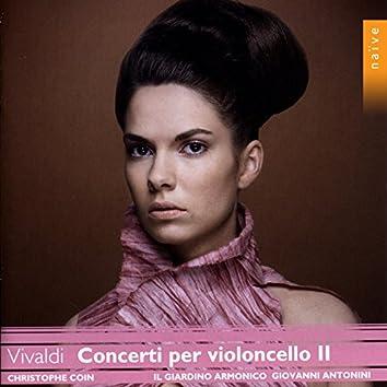 Vivaldi: Concerti per violoncello II