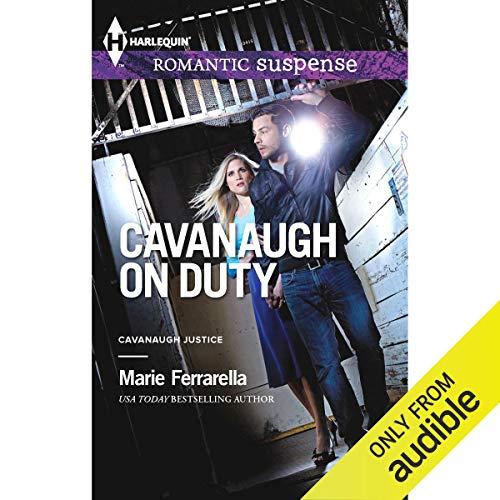 Cavanaugh on Duty Audiobook By Marie Ferrarella cover art