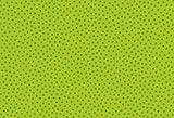 Westfalenstoffe * Junge Linie * Grün Pünktchen 0,5m *