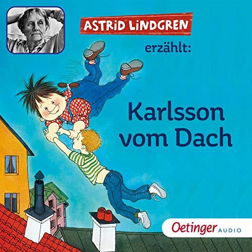 Astrid Lindgren erzählt Karlsson vom Dach Titelbild