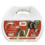 Catene da Neve OMOLOGATE Speed 7mm per Pneumatici GOMME 215/60 R 17 215 60 R 17