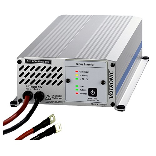 Votronic 3158 MobilPOWER SMI 600 NVS Sinus 12V 230V Spannungswandler
