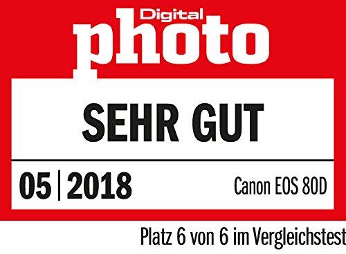 Canon EOS 80D Kit Test - 11