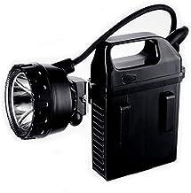 Hoofdlamp koplamp waterdichte zaklamp koplamp led mining licht oplaadbare mijnbouw cap lamp vissen nachtlamp voor buiten