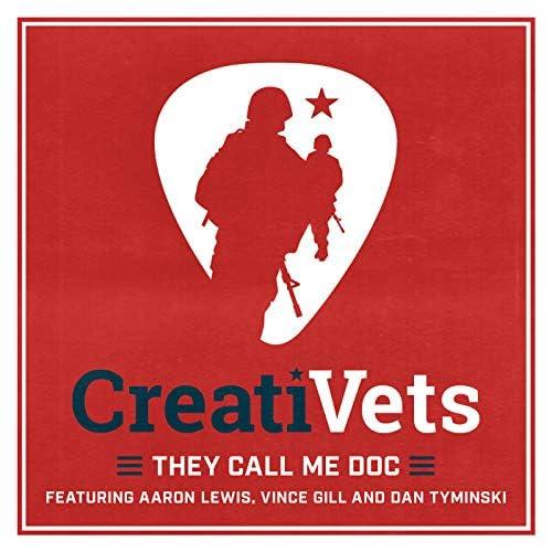 CreatiVets feat. Aaron Lewis, Vince Gill & Dan Tyminski