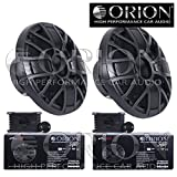 "Best Orion Car Speakers - Two Pair Orion XTR65.SC 6.5"" XTR Series 2-Way Review"