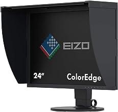 """EIZO CG2420-BK ColorEdge Professional Color Graphics Monitor 24.1"""" Black"""