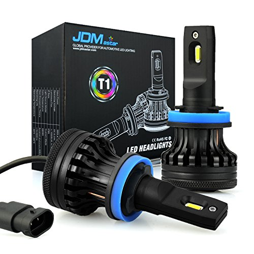 JDM ASTAR T1 10000 Lumens Extremely Bright High Power H11 H9 H8 All-in-One