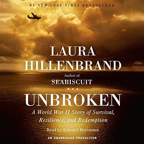 Unbroken Audiobook By Laura Hillenbrand cover art