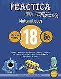 Practica amb Barcanova 18. Matemàtiques: Percentatges. Proporcions. Mesures. Bisectriu i mediatriu....