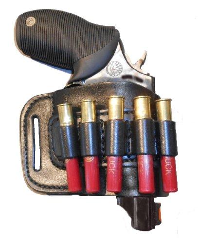 Pro Carry Belt Ride Ranch Series Taurus Judge 3' Barrel Right Hand Black