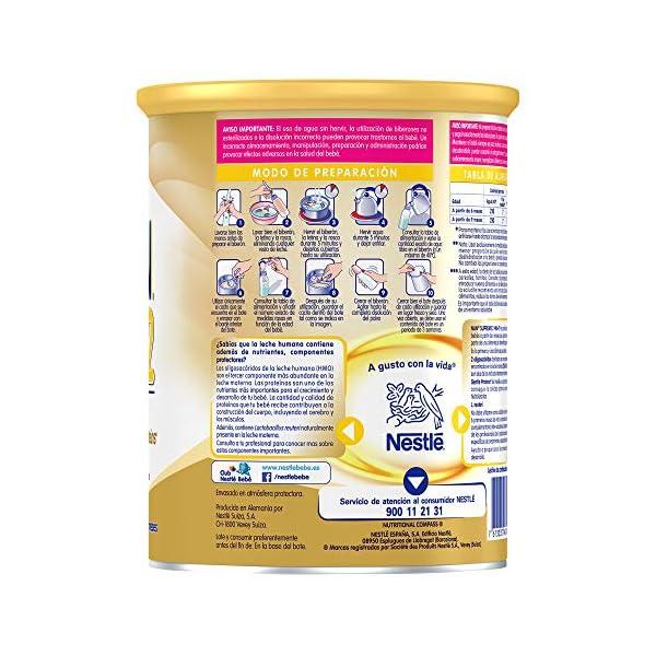 A partir de los 6 meses Leche de continuaci/ón en polvo Premium F/órmula para beb/é NAN SUPREME 2 800g
