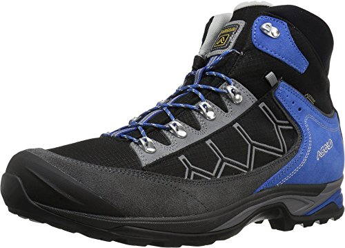 Asolo Falcon GV Grafite/Nero US Men's 11.5 D (M)
