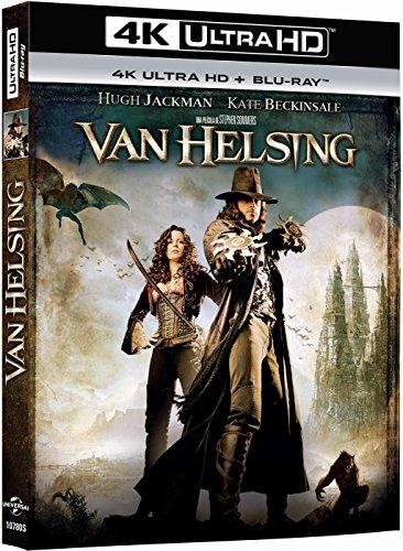 Van Helsing (4K UHD + BD) [Blu-ray]