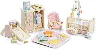Calico Critters Deluxe Baby's Nursery Set