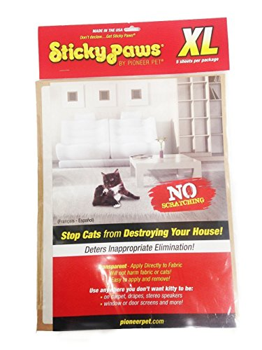 Sticky Paws 5 Xl Sheets   Chewy