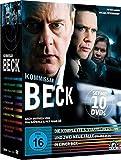 Kommissar Beck - Die komplette 3. Staffel + zwei neue Fälle [10 DVDs]