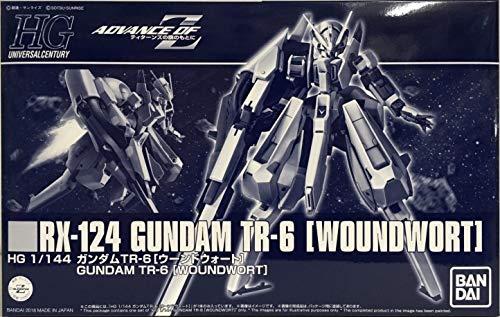 Bandai HGUC 1/144 Gundam TR-6 [Woundwort] (Japan Import)