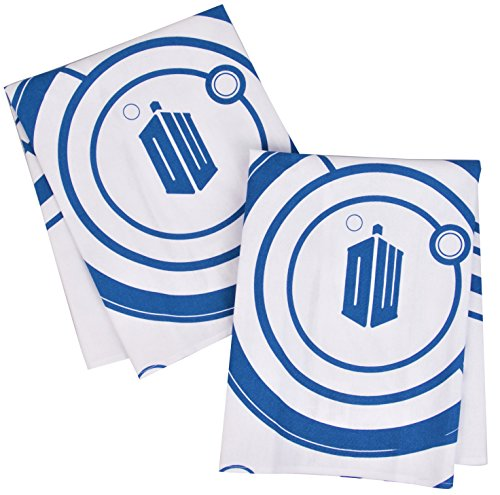 Top 10 Best Selling List for doctor who kitchen towels