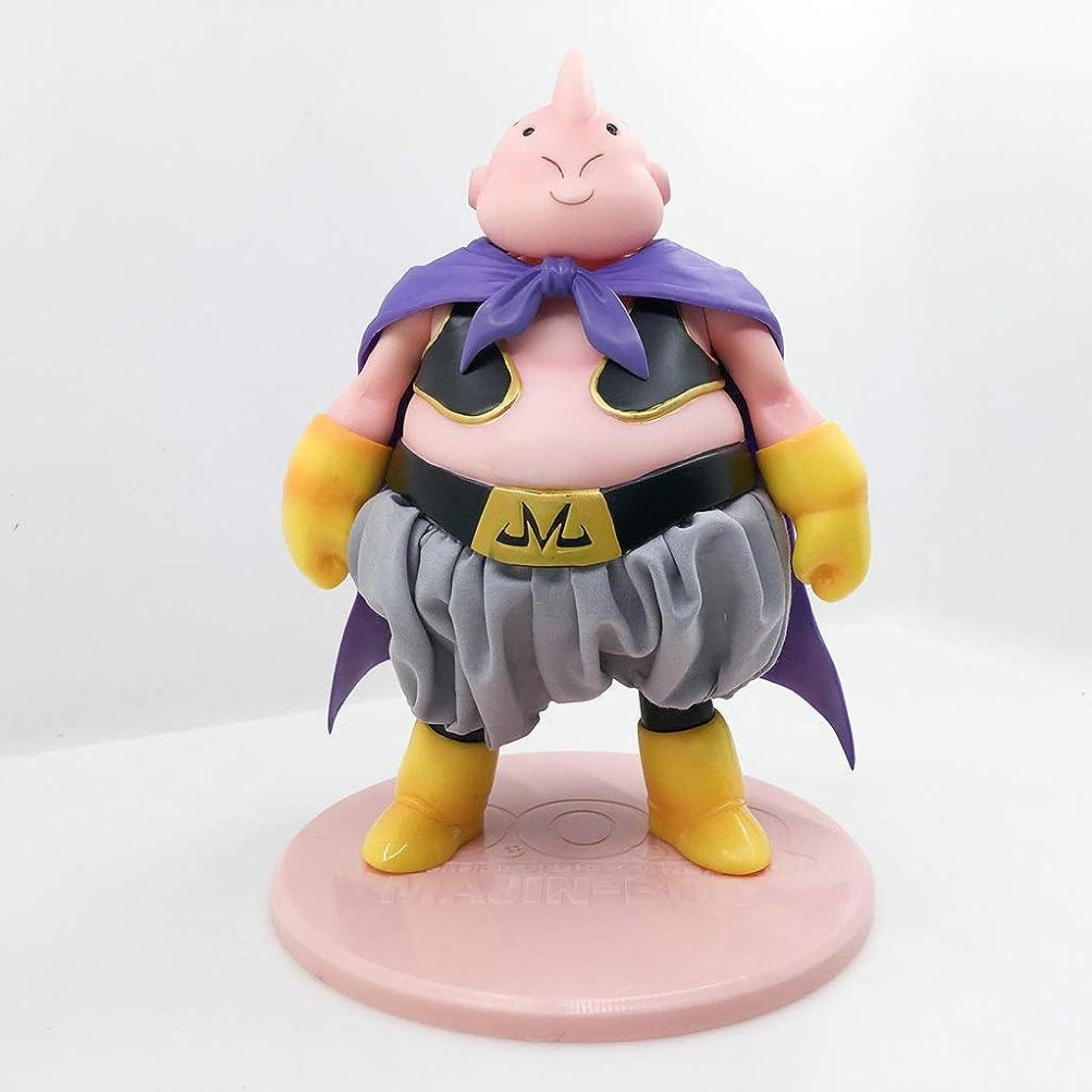 無関心量鉄道アニメドラゴンボールブー、像のおもちゃ模型装飾、PVCのおもちゃコレクション像文字工芸品(22cm) JSFQ