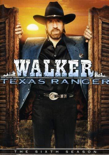 Walker Texas Ranger: Complete Sixth Season (6 Dvd) [Edizione: Stati Uniti]