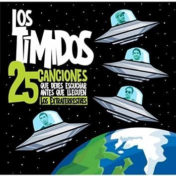 25 Canciones Que Debes Escuchar Antes Que Lleguen los Extraterrestres