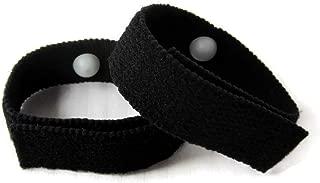 Travel Wristbands, Motion Sickness Bracelet, Natural Nausea Relief, Bracelet Pair, Acupressure Tool, Acupressure Bands, Pressure Point (pair) (medium 8