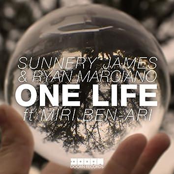 One Life (feat. Miri Ben-Ari)