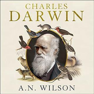 Charles Darwin audiobook cover art