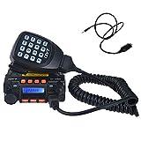 Best Mobile Ham Radios - QYT KT-8900 Dual Band Mini Car Mobile Radio Review