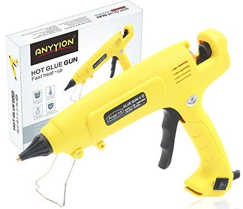 Anyyion 300W Industrialt Glue Gun –...