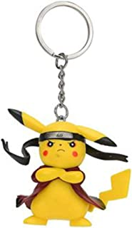 WYMDDYM Pikachu Cosplay Anime Character Model Pendant, Anime Action Figure Toys Gifts (Sen'nin Pikachu)