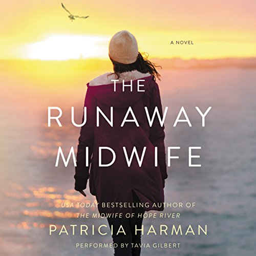 The Runaway Midwife audiobook cover art