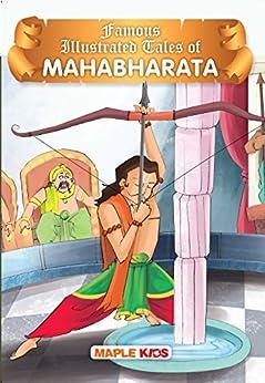 Mahabharata (Illustrated) by [Maple Press]