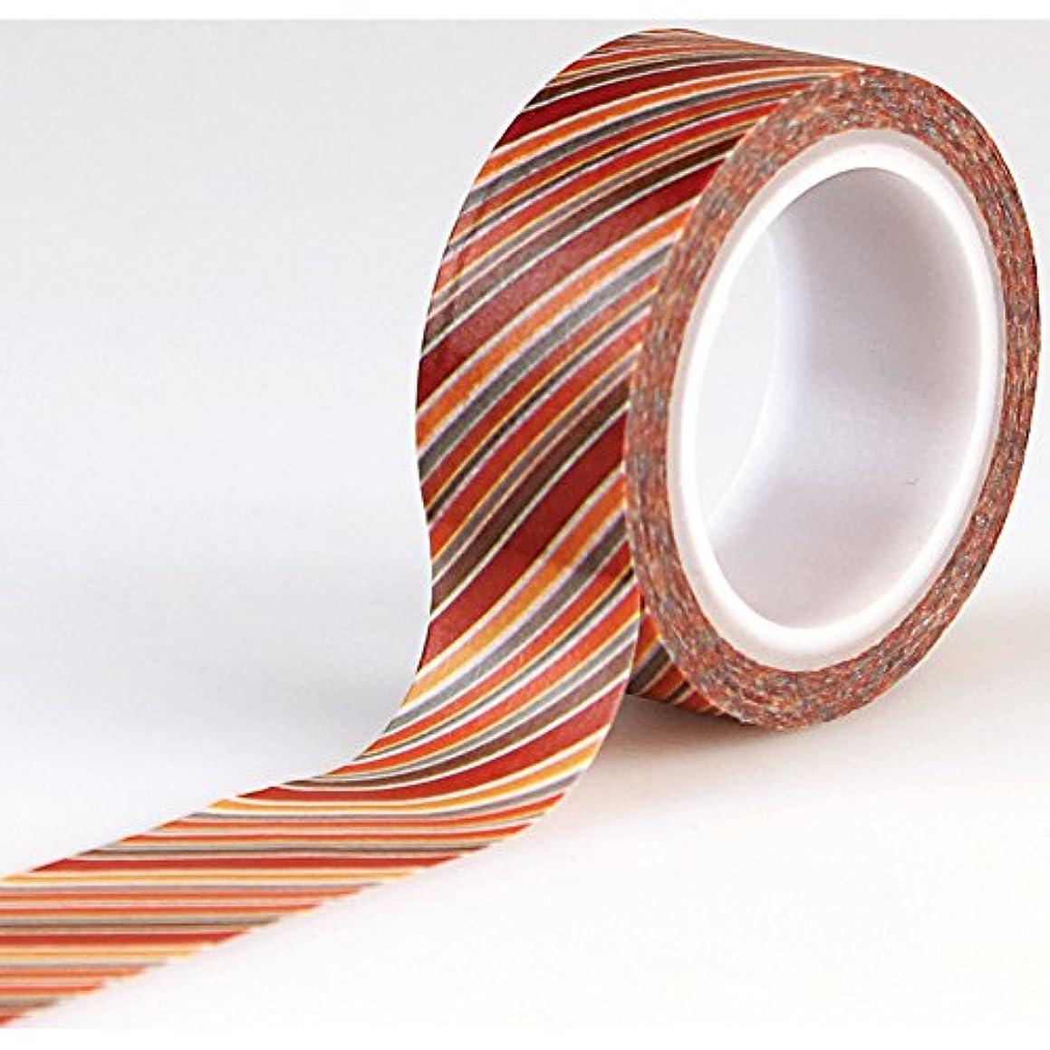 Echo Park Paper Company Decorative Tape - Family Stripe