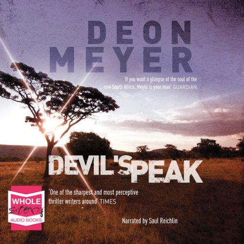 Couverture de Devil's Peak